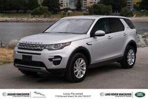 2017 Land Rover Discovery Sport HSE Sale ON NOW!