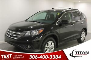 2014 Honda CR-V Touring|AWD|Nav|Back-up Cam|PST PAID!!