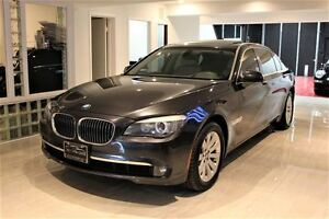 2011 BMW 7 Series Li xDrive/NAVIGATION/DVD/BACK UP/AWD