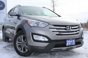 2015 Hyundai Santa Fe Sport 2.4 Premium - heated seats, heated s