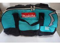 Makita LXT Cordless Power Tool Kit / Set Carry Bag Holdall - New and unused