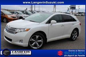 2012 Toyota Venza V6/AWD/CUIR/TOIT OUVRANT