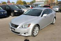2007 Lexus IS 250 *ALL WHEEL DRIVE - NO ACCIDENTS - ONE OWENR*