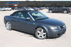 2004 Audi A4 Convertible * Bose Audio * Heated Leather *