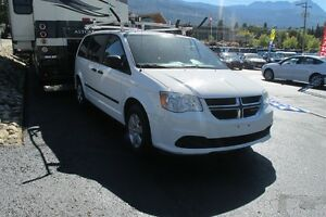 2011 Dodge Grand Caravan Work Van With RACKING!
