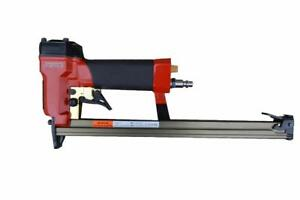 Chtools: 21 Gauge  Auto And Manual Fire  Long Magazine  Wire Mesh Stapler Reg $420 Sale $199