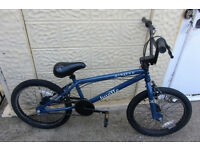 bikes X-Rated BMX 20inch wheel 14mm axle