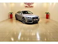 AUDI A5 2.0 TDI S LINE SPECIAL EDITION 2d 168 BHP NO DEPOSIT NEED - DRIVE AWAY TODAY (silver) 2010