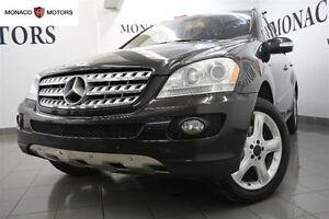 2008 Mercedes-Benz M-Class CDI 3.0L 4MATIC LUXURY CAM BT FULL EL
