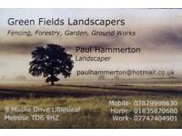 Green Fields Landscapers