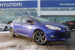 2013 Ford Focus SE/Leather/Sunroof/Navigation