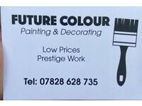 Paint & decorate