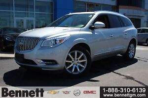 2016 Buick Enclave Premium - Heate dand Cooled Seats, Navigation
