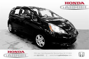 2014 Honda Fit LX BLUETOOTH AT