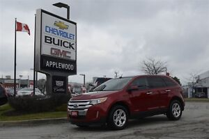 2011 Ford Edge SEL, NAVIGATON, PANORAMIC ROOF, LEATHER SEATS