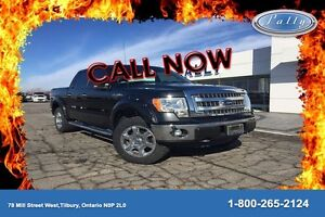 2013 Ford F-150 XLT, One owner, Local trade!