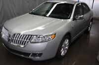 2012 Lincoln MKZ FWD CUIR 14674 KM SEULEMENT