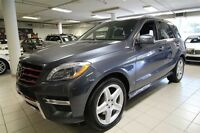 2012 Mercedes-Benz M-Class ML 350 BlueTEC * PREMIUM * SPORT * ++