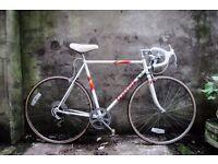 PEUGEOT, 22.5 inch, vintage racer racing road bike, 12 speed
