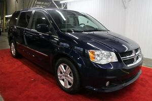 2015 Dodge Grand Caravan CREW PLUS * NAVI, CUIR, MAG