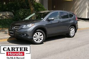2014 Honda CR-V EX-L + ACCIDENT FREE + LOCAL + AWD + CERTIFIED!