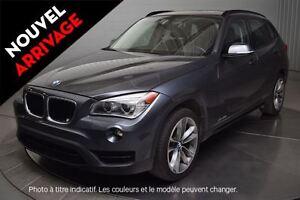 2013 BMW X1 SPORT XDRIVE MAGS 18 TOIT PANO CUIR A VENIR