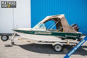 2002 Legend Boats ALLSPORT 165