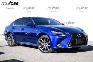 2016 Lexus GS 350 F Sport AWD fully loaded 1 owner Must see