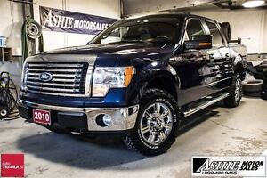 2010 Ford F-150 XLT XTR PACKAGE! 4x4! CREW! 5.4L!