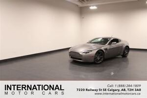2007 Aston Martin Vantage 6 SPEED MANUAL