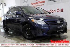 2011 Toyota Corolla CE POWER WINDOWS & LOCKS NEW TIRES