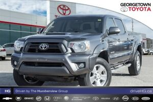 2015 Toyota Tacoma V6 HEATED SEATS,REAR VIEW CAMERA,NAV