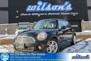 2012 MINI - LEATHER! CRUISE CONTROL! POWER PACKAGE! KEYLESS EN