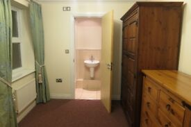Luxury en suite double room on an exclusive, secure, quiet residential development in Colchester.