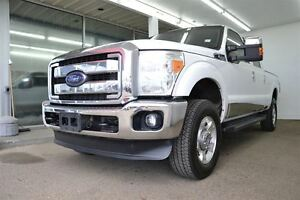 2012 Ford F-250 FX4 | LEATHER | EASY FINANCING Edmonton Edmonton Area image 3