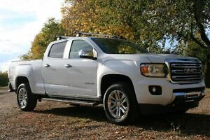 2015 GMC Canyon SLT, 4X4, NAV, LEATHER