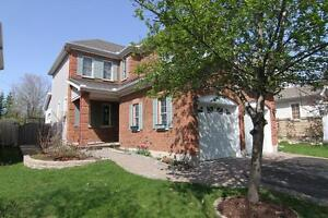 Kanata Lakes 3 bedroom detached home on quiet family friendly st
