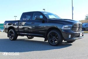2015 Ram 1500 Sport! LEATHER! REMOTE START! LOADED!