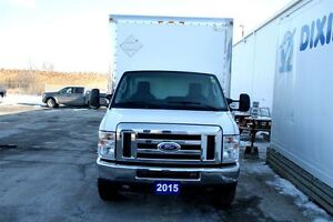 2015 Ford E-350 CERTIFIED & E-TESTED!**WINTER SPECIAL!** HIGHLY