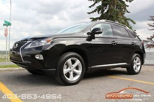 2013 Lexus RX 350 AWD ULTRA PREMIUM - BLIND ZONE