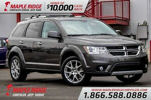 2016 Dodge Journey R/T AWD 7-Passenger w/ Leather & No Accidents