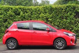 NEW - 2015 (65 Plate) - Toyota Yaris 1.33 VVT-i Icon 5-Door - Bargain Price @ £6350