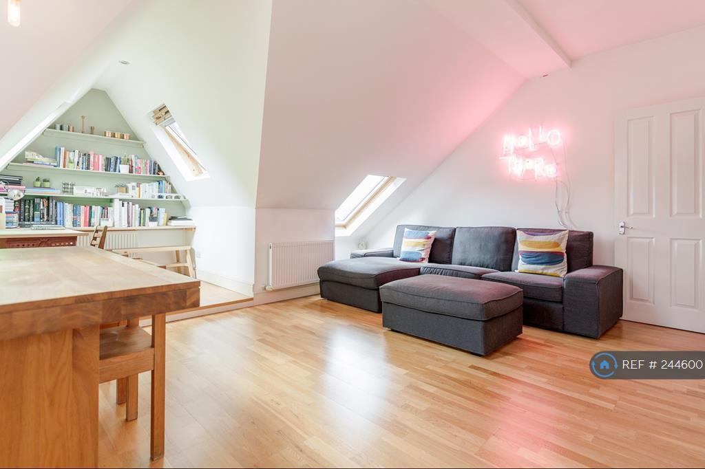 1 bedroom flat in Grantham Road, London, SW9 (1 bed)