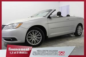 2011 Chrysler 200 Touring* A/C+MAGS+CONVERTIBLE+GROUPE ELECTRIQU