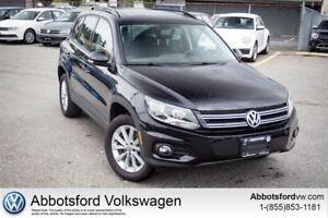 2014 Volkswagen Tiguan -