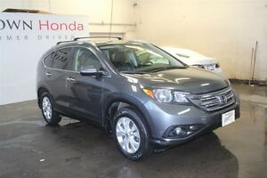 2013 Honda CR-V Touring AWD*TOP LINE*LOADED