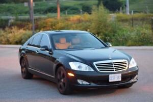 2008 Mercedes-Benz S-Class 450 4-matic Sedan