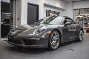 2014 Porsche 911 Carrera 4 BOSE Premium Pack Plus