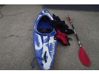 kayak - dagger dynamo - youth - fermanagh