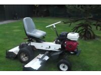 Alan National 3 Gang Cylinder Lawntractor Lawn Mower Tractor Ride-On Lawnmower For Sale Armagh Area